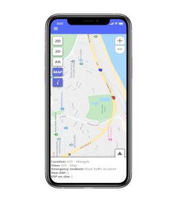 Semita Emergency Services Location Tracker